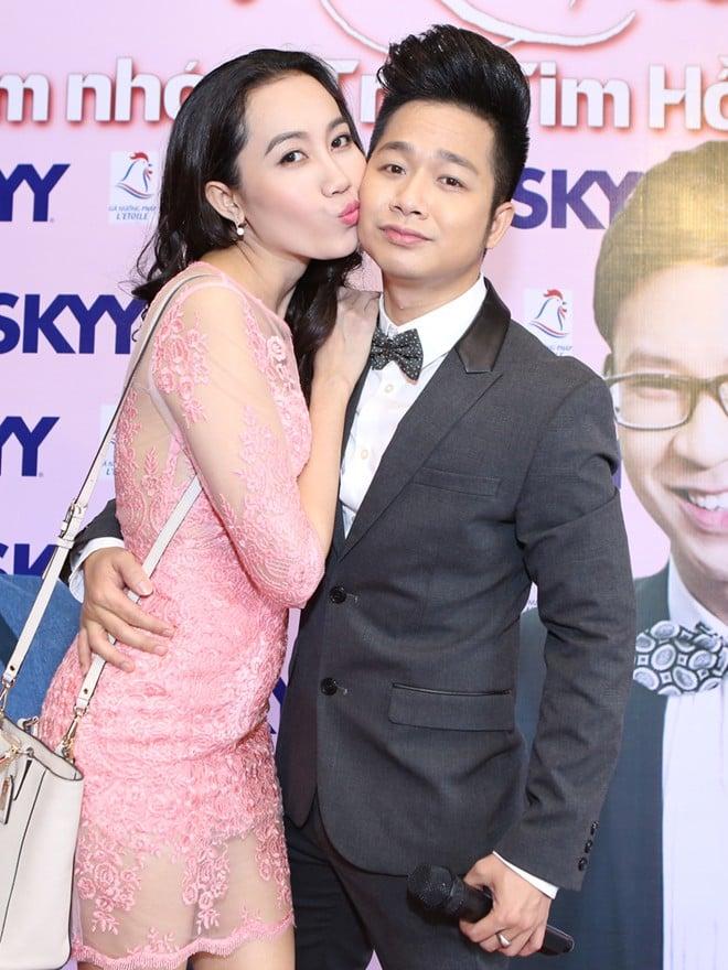Quách Tuấn Du lo ngại Hoa hậu Mỹ Xuân bị bạn trai chối bỏ 5