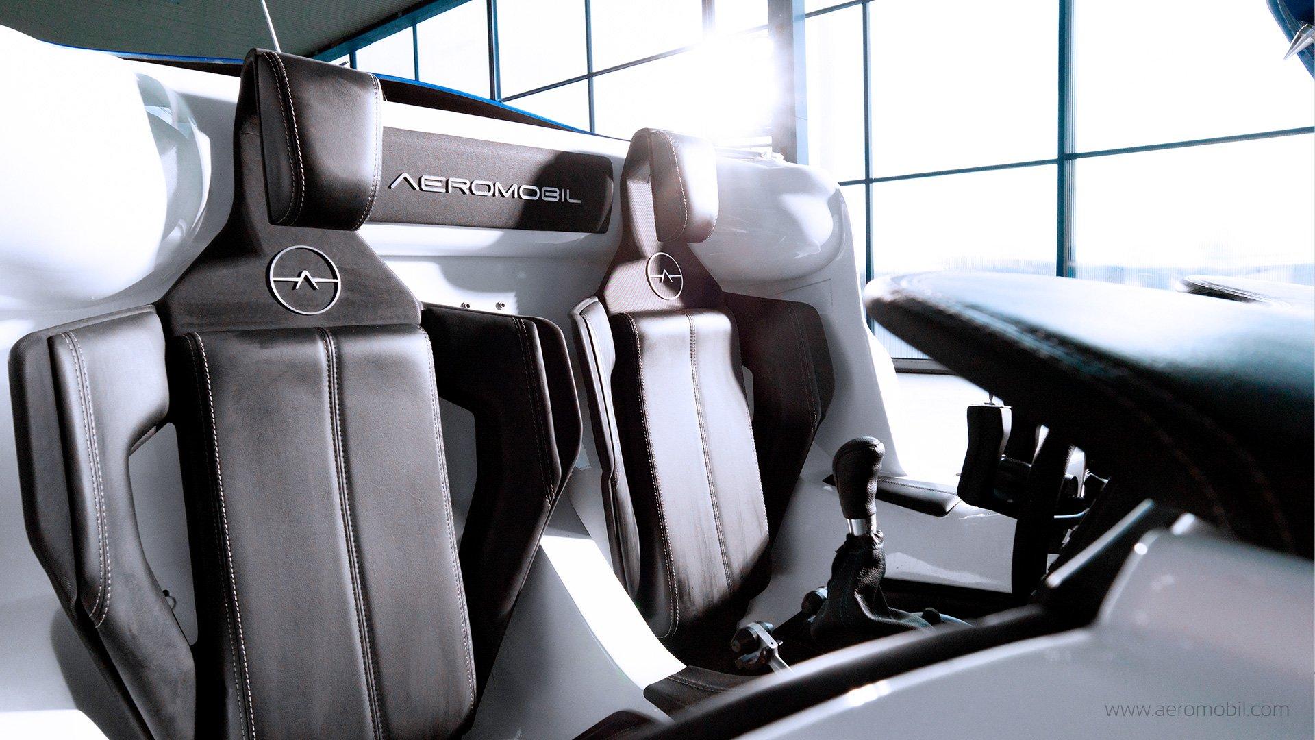 Ô tô bay đầu tiên trên thế giới sẽ bán vào năm 2017 10