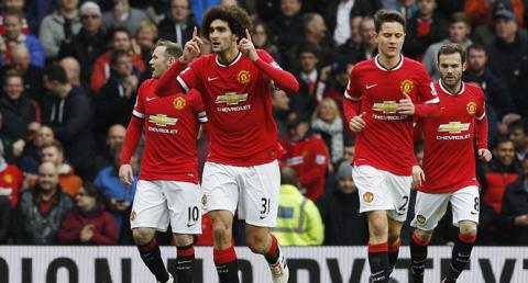 Van Gaal nói về nguyên nhân Man Utd bất ngờ chơi hay 5