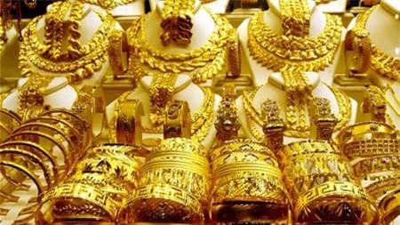 Giá vàng 14/3: Giá vàng tăng nhẹ, giá USD tăng mạnh 5