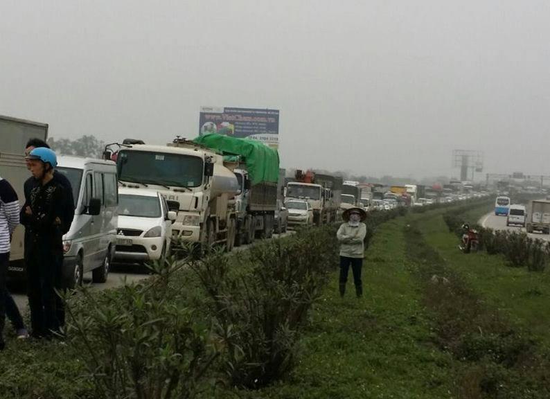 Truy tìm xe container gây tai nạn chết người rồi bỏ trốn 7