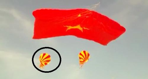 Bé trai bị diều khổng lồ cuốn lên trời: CLB Diều Sài Gòn lên tiếng 5