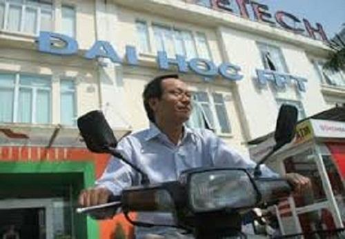 Đại gia Việt nghìn tỷ đi xe đạp