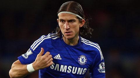 Chelsea muốn trả Filipe Luis về Atletico 5