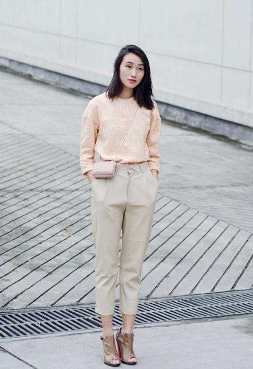 4 trang phục hè không thể thiếu trong tủ đồ sao Việt 13