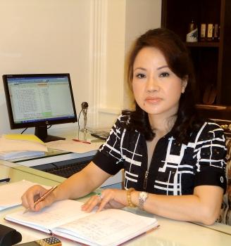 Hình ảnh Cô công nhân thu mua tôm trở thành nữ đại gia nghìn tỉ số 1