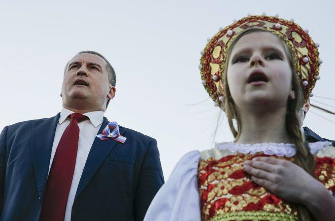 Người dân Crimea tưng bừng kỷ niệm 1 năm sáp nhập Nga 7