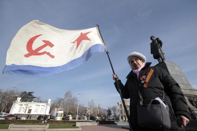 Người dân Crimea tưng bừng kỷ niệm 1 năm sáp nhập Nga 14