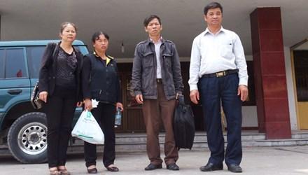 Ông Nguyễn Thanh Chấn lên Hà Nội đòi bồi thường 9,3 tỷ đồng 5