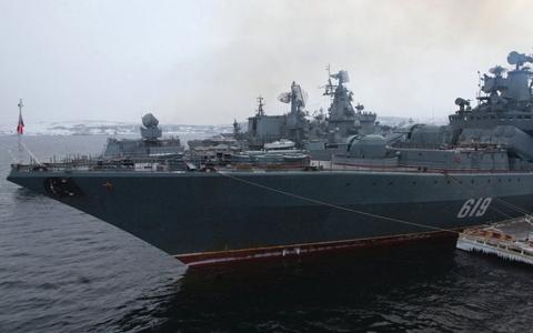 Tổng thống Putin lệnh cho Hạm đội Biển Bắc sẵn sàng chiến đấu 5