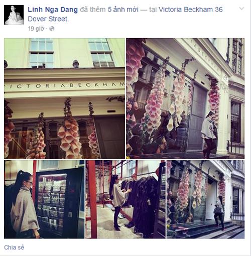 Facebook sao Việt 17/3: Bắt gặp Tóc Tiên, Xuân Lan vui vẻ ngồi ăn vỉa hè 10