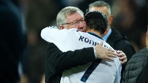 Sir Alex Ferguson đích thân sang Madrid thuyết phục, Ronaldo sẽ trở lại M.U 6