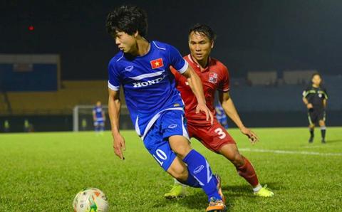 U23 Việt Nam 1-1 Đồng Nai: Nỗ lực bất thành 6