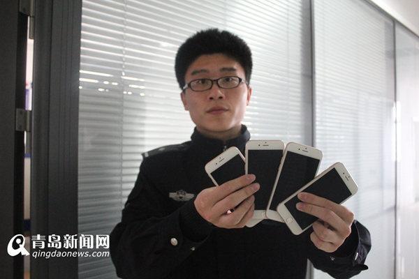 Bị lừa mua mô hình iPhone 6 đồ chơi vì ham rẻ 5