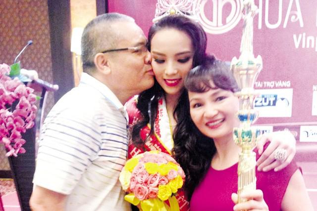 Hoa hậu Kỳ Duyên, Mai Phương Thúy mất điểm vì to tiếng chốn đông người 6