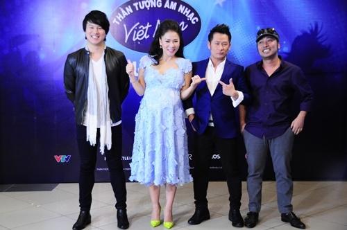 MC Phan Anh chia tay Vietnam Idol 2015 6