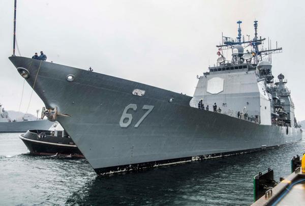 Mỹ kêu gọi các nước ASEAN tuần tra chung trên Biển Đông 5