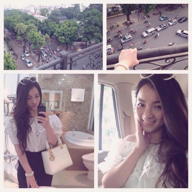 Hé lộ cuộc sống giàu sang của hotgirl Việt 7