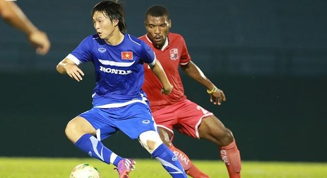 Tuấn Anh bị áp lực với chiếc băng đội trưởng U23 Việt Nam 6