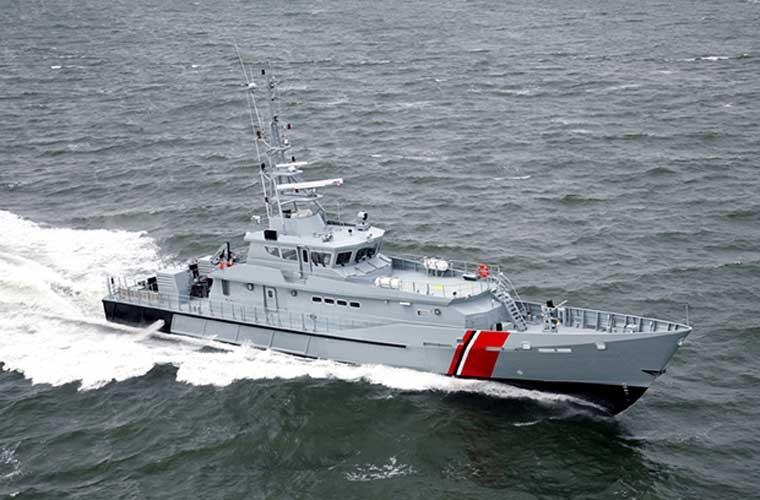 Lộ diện tàu tuần tra Mỹ viện trợ cho cảnh sát biển Việt Nam 5
