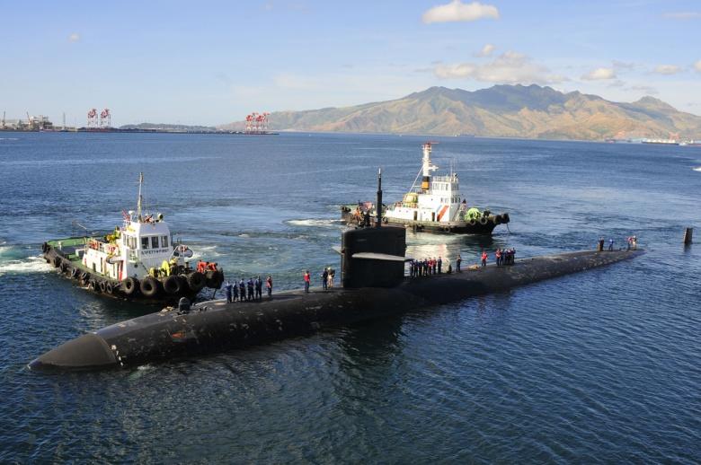 Philippines muốn mua tàu ngầm để đối phó với Trung Quốc 6