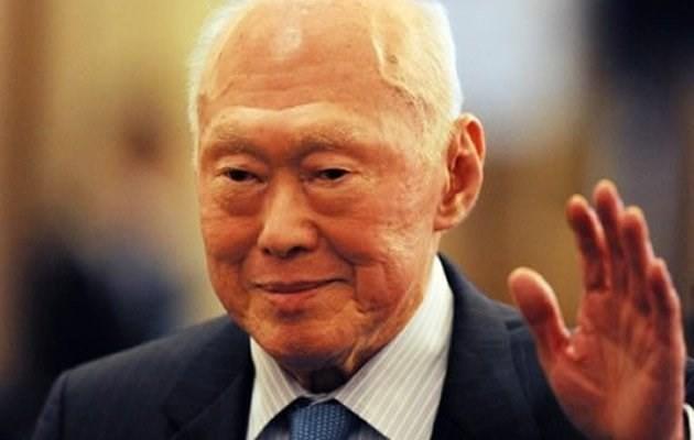 """Truyền hình Trung Quốc """"chộp giật"""" tin ông Lý Quang Diệu qua đời 4"""