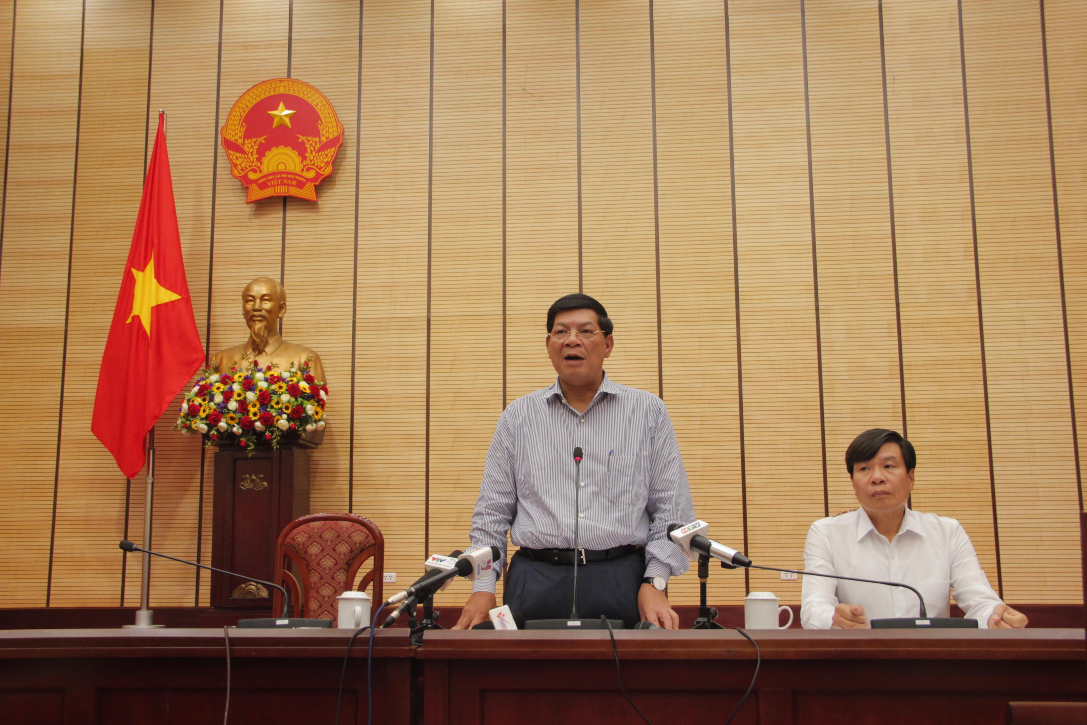 Chặt cây ở Hà Nội: Đột ngột dừng họp báo, PV ngỡ ngàng 5