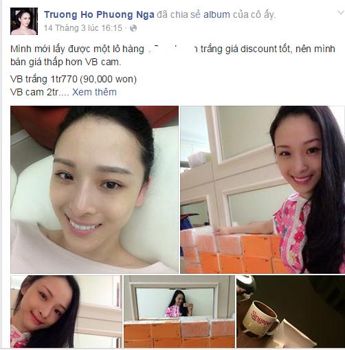 Cuộc sống của Hoa hậu Trương Hồ Phương Nga trước ngày bị bắt 5
