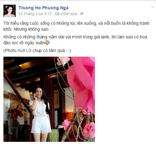 Cuộc sống của Hoa hậu Trương Hồ Phương Nga trước ngày bị bắt 7
