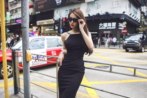 """Linh Chi """"gà cưng"""" của Khắc Tiệp xuất sắc nhận giải Asia Model Awards  8"""