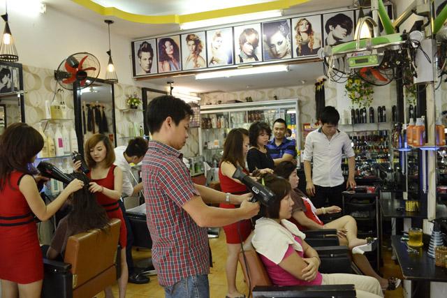Nâng cấp Hair Salon kiếm hàng chục triệu mỗi ngày 4