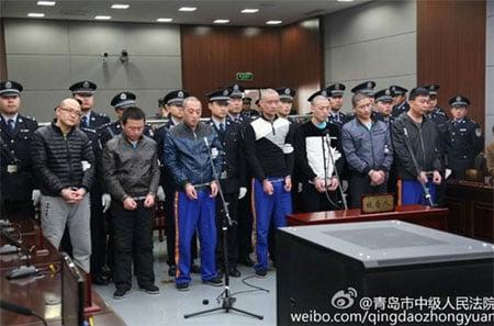 Trung Quốc: Quan chức thuê côn đồ đốt chết người dân 5