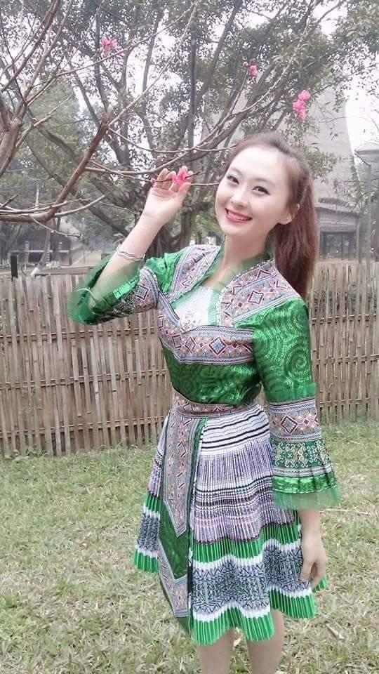 Vẻ đẹp thiên thần của em gái Mông gây sốt mạng xã hội 12