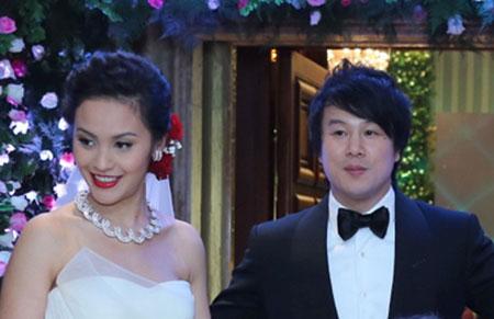 Vợ đại gia của Thanh Bùi lần đầu lộ diện sau đám cưới tiền tỷ 6