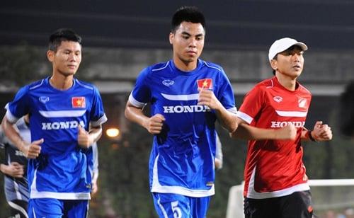 Lộ diện vũ khí của U23 Việt Nam trước Thái Lan 6