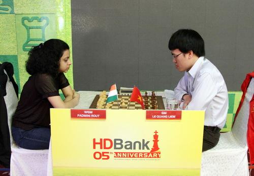 Lê Quang Liêm vô địch Giải cờ vua quốc tế HDBank Cup 2015 5