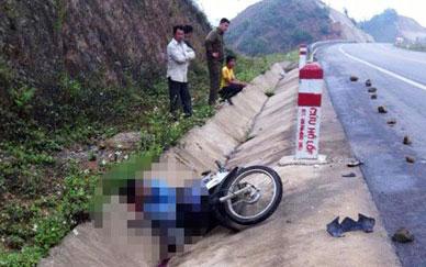 Phát hiện nam thanh niên chết gục ven cao tốc Hà Nội- Lào Cai 4