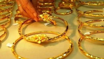 Hình ảnh Giá vàng 21/3: Vàng SJC tăng 60.000 đồng/lượng số 1