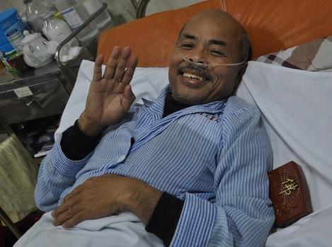 Diễn viên 'Chu Văn Quềnh' không thể theo nghề sau căn bệnh ung thư 5