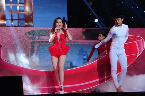 The Remix: Tóc Tiên  rơi vào top nguy hiểm, Bảo Anh dừng chân trong tiếc nuối 9