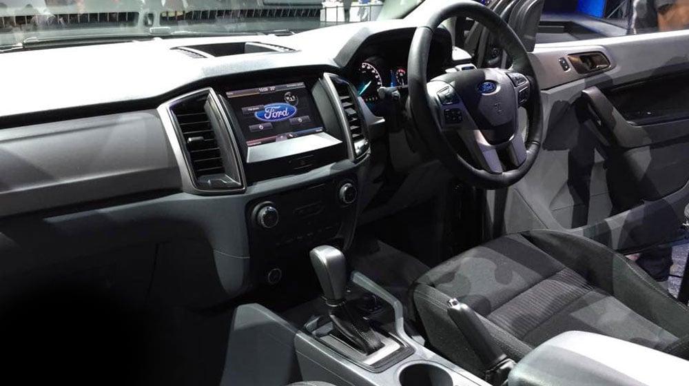 Hình ảnh Ford Ranger thế hệ mới ra mắt, sẽ sớm về Việt Nam số 1