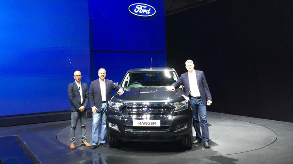 Hình ảnh Ford Ranger thế hệ mới ra mắt, sẽ sớm về Việt Nam số 3