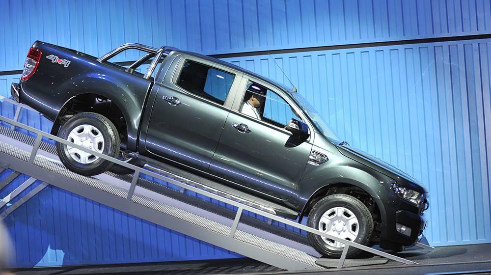 Hình ảnh Ford Ranger thế hệ mới ra mắt, sẽ sớm về Việt Nam số 2