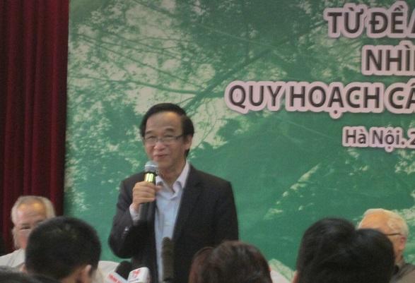 Vụ chặt cây xanh ở Hà Nội: Đề nghị Thanh tra Chính phủ vào cuộc 6