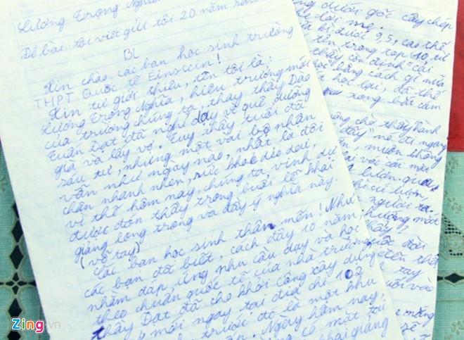 """Những bài văn """"bá đạo"""" của học sinh cấp ba  7"""