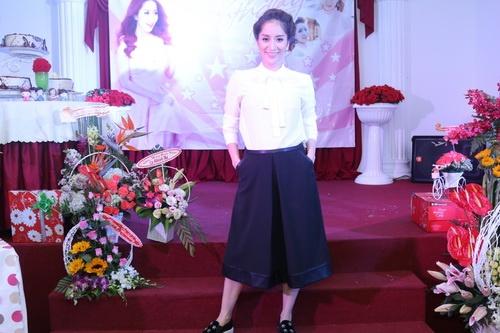 Khánh Thi tiết lộ những bí mật về chuyện mang thai 5