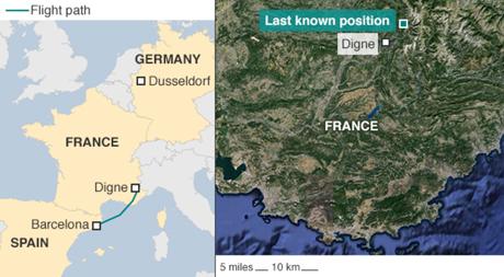 Lời cuối của phi công trên máy bay chở 150 người vừa bị rơi 3