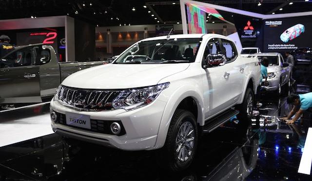 Hình ảnh Mitsubishi Triton thế hệ mới ra mắt, cuối năm sẽ về Việt Nam số 2