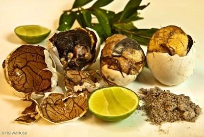 Sầu riêng nằm top những món ăn kinh dị nhất thế giới  1