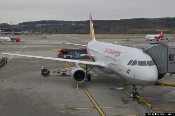 """Máy bay Đức gặp """"trục trặc kỹ thuật"""" chỉ 1 ngày trước khi bị rơi 4"""
